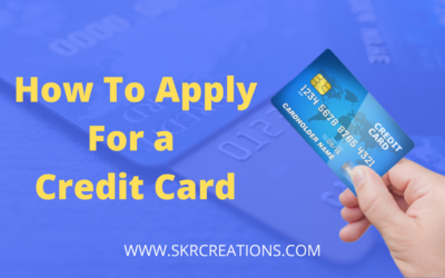 What is Credit Card & How to apply for a credit card online?