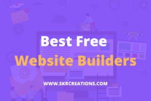 Top 10 best free website builders 2020