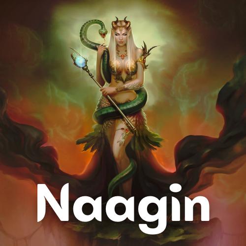 SKR Creations Naagin