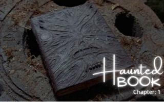Haunted Book: Chapter 1 – Musaafir